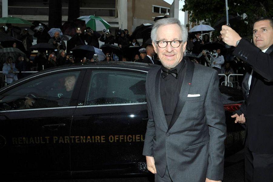 Steven Spielberg président du Festival de Cannes en 2013