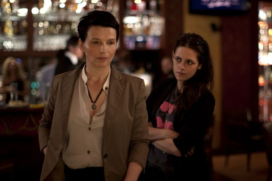 """Clouds of Sils Maria"" d'Olivier Assayas (compétition)"