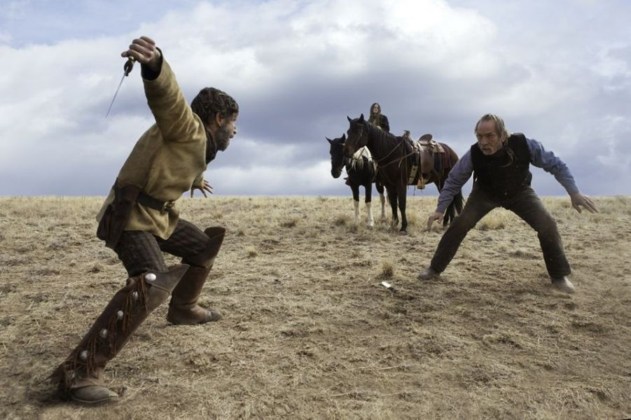 """The Homesman"" de Tommy Lee Jones (compétition)"