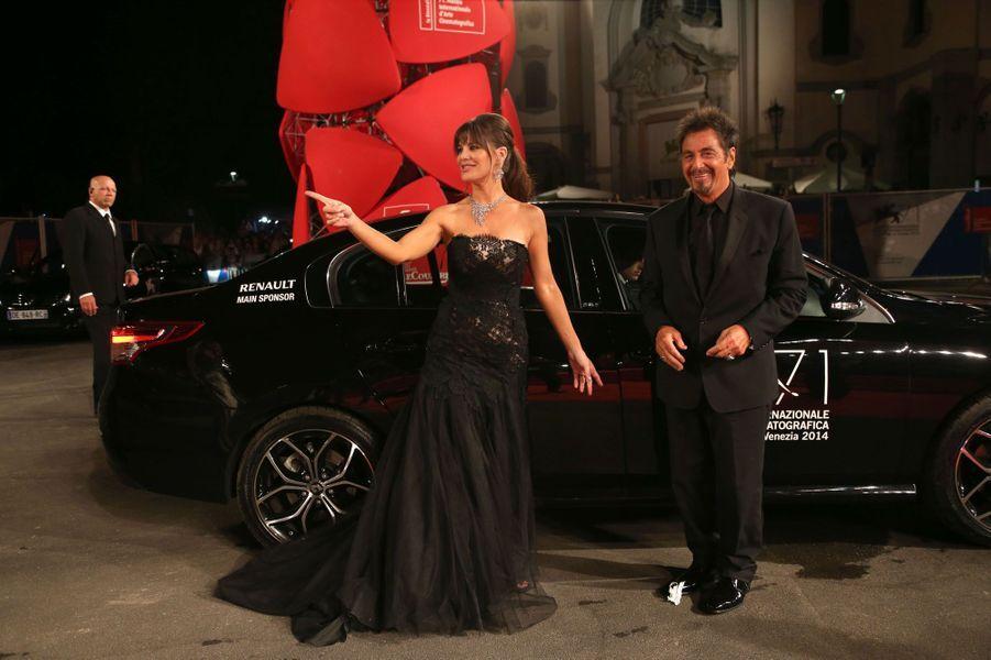 Al Pacino à la Mostra de Venise