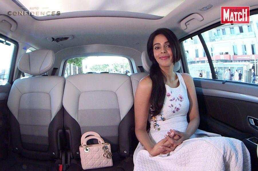 Mallika Sherawat au Festival de Cannes 2015