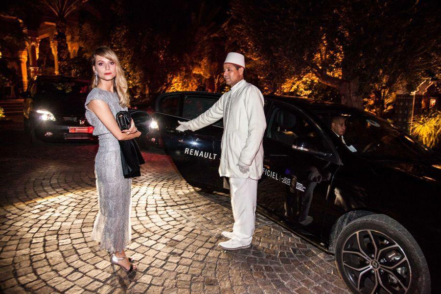 Mélanie Laurent au Festival de Marrakech
