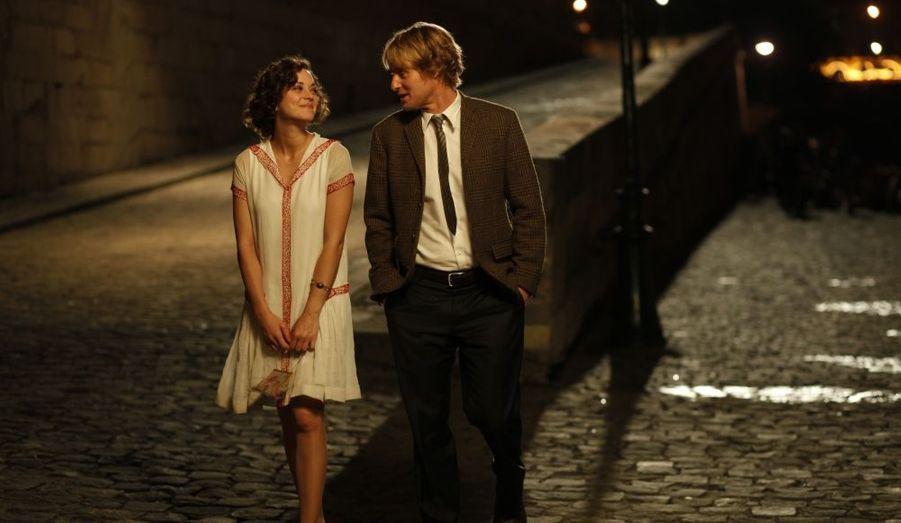 Minuit à Paris (Woody Allen, film d'ouverture)