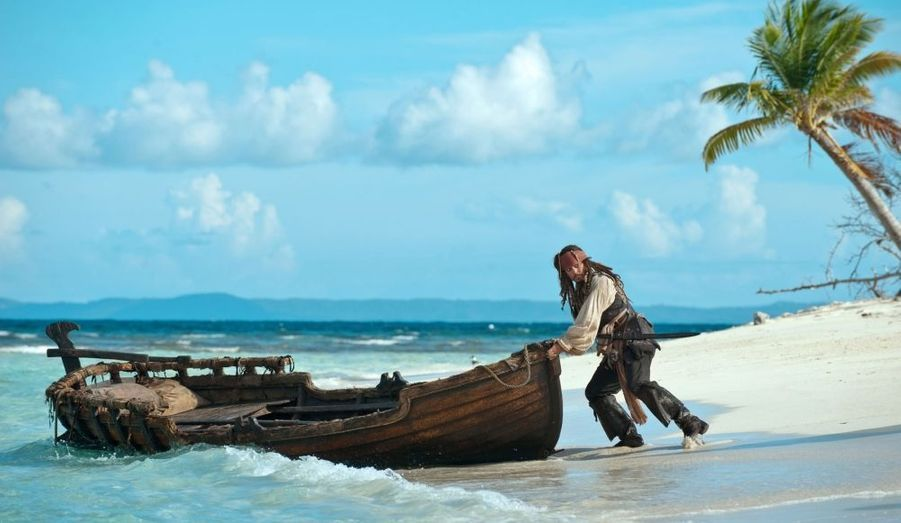 Pirates des Caraïbes: La fontaine de jouvence (Rob Marshall)