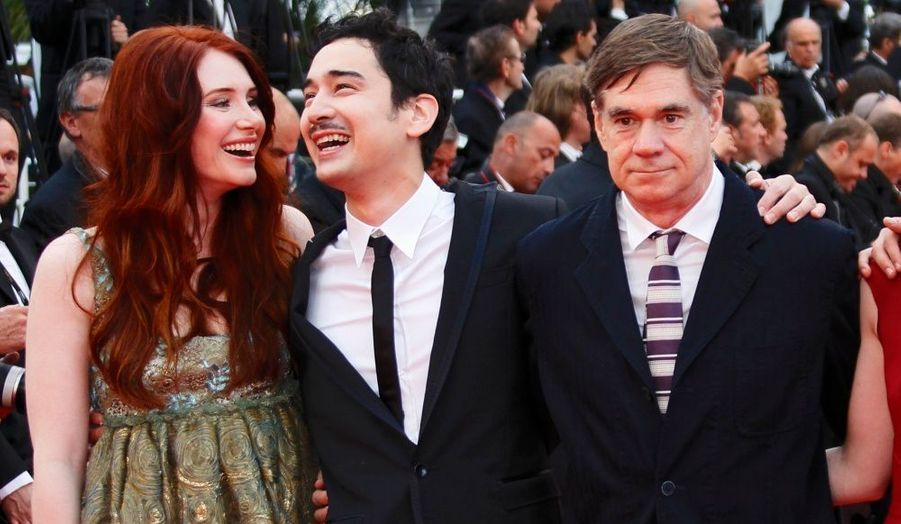 Bryce Dallas Howard, Jason Lew et Gus Van Sant