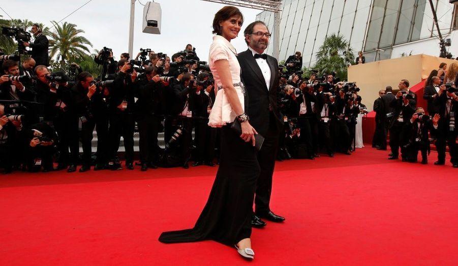 Ines de la Fressange et Denis Olivennes