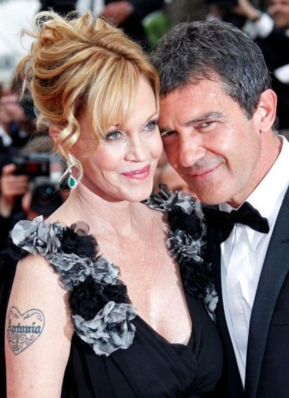 Melanie Griffith et Antonio Banderas