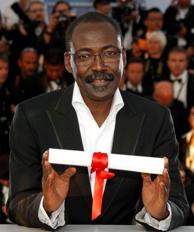"""Le réalisateur tchadien avait obtenu le prix du jury l'an passé pour """"Un Homme qui crie""""."""