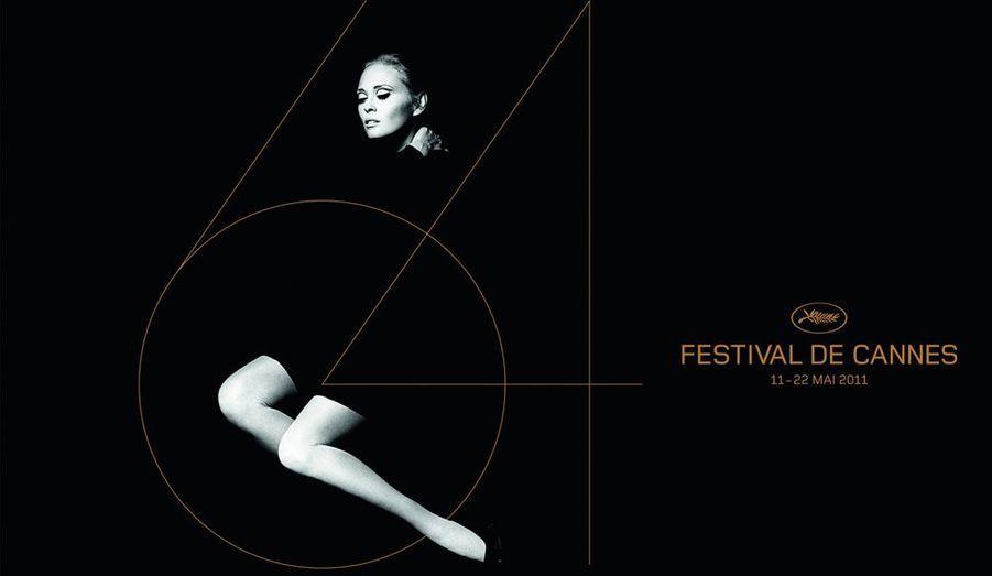 En 2011, c'était Faye Dunaway qui avait l'honneur d'être choisie pour l'affiche.