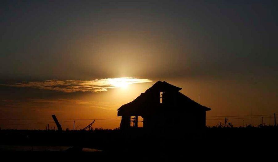 Il reste encore du travail de reconstruction à Joplin, dans le Missouri, trois mois après les tornades dévastatrices qui ont tué près de 160 personnes et détruit plus de 8000 bâtiments.