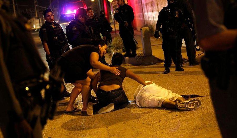 Lundi, un homme a été tué à à Ciudad Juarez, au Mexique. Comme 19 autres personnes le même jour. Et 51 autres le week-end passé...