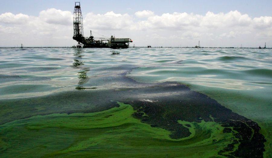 Le lac de Maracaibo est le théâtre d'une marée noire, après un dysfonctionnement de l'une des usines de production de pétrole de la compagnie étatique vénézuelienne PDVSA.