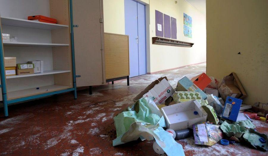 Une école maternelle de Marseille a été littéralement dévastée par huit enfants âgés de 6 à 14 ans. La directrice de l'école a porté plainte.