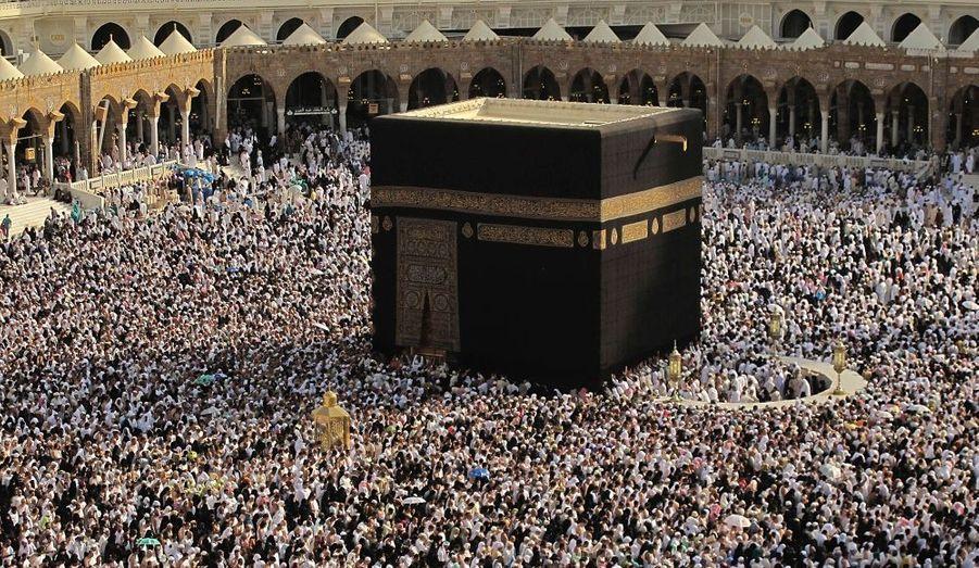 Des milliers de musulmans se rassemblent au coeur de la grande mosquée de La Mecque, en Arabie Saoudite, en ce mois de ramadan.