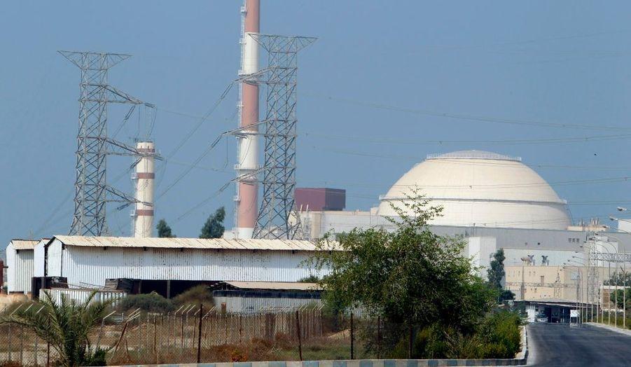 Ce samedi, l'Iran a mis en route son premier réacteur nucléaire, près de la ville de Bouchehr, dans le Sud-Ouest du pays.