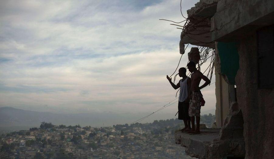Dans deux jours, Haïti fêtera le triste anniversaire du tremblement de terre meurtrier qui a détruit Port-au-Prince et de nombreuses villes des alentours.