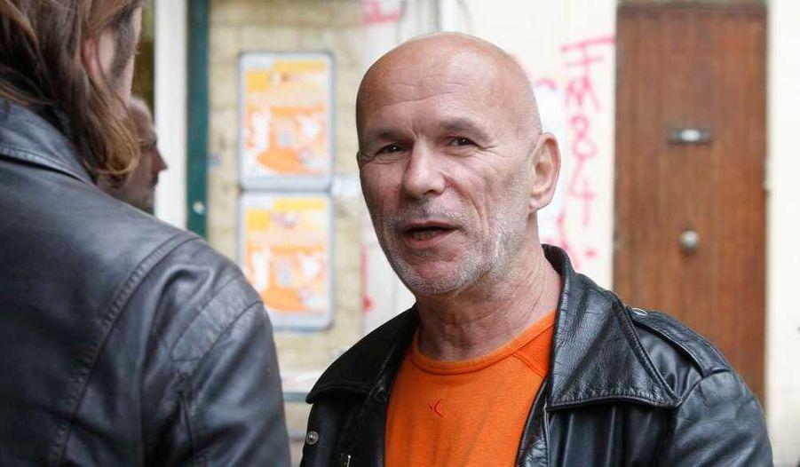 Condamné en 1987, Jean-Marc Rouillan est le dernier membre du noyau dur de l'ex-organisation armée d'extrême gauche Action Directe à avoir été libéré, après avoir passé au total 24 en prison.