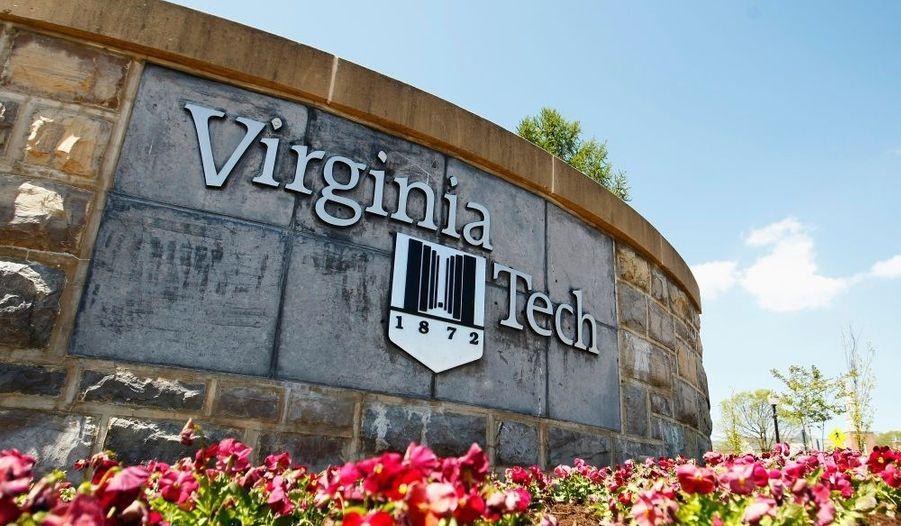 Le campus de Virginia Tech, à Blacksburg, en Virginie. L'université a commémoré lundi le cinquième anniversaire de la tuerie perpétrée par l'étudiant sud-coréen Seung-Hui Cho, qui avait fait 32 victimes.