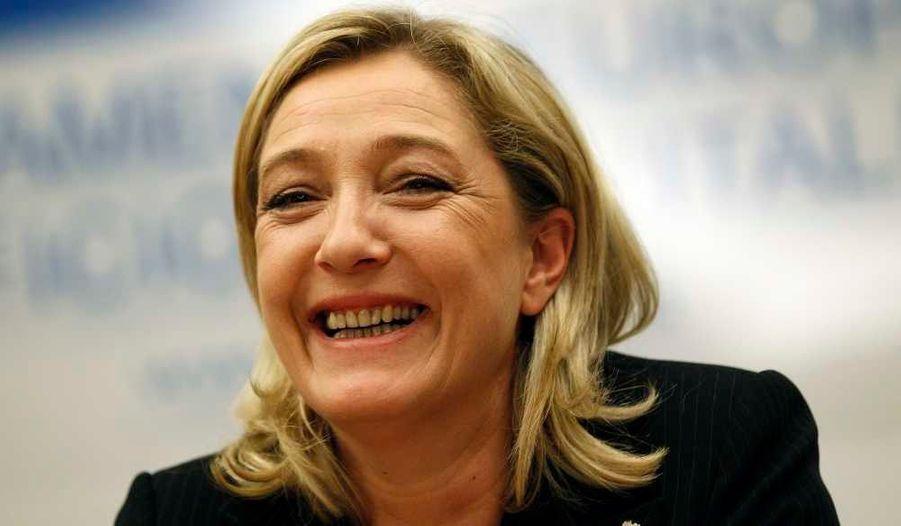 Le Front national a obtenu hier les meilleurs résultats de son histoire à des élections cantonales. Le parti peut s'enorgueillir de 15,18 % des voix, soit deux point de plus qu'en 2004, et trois fois plus qu'en 2008. Marine Le Pen se rêve déjà présidente.