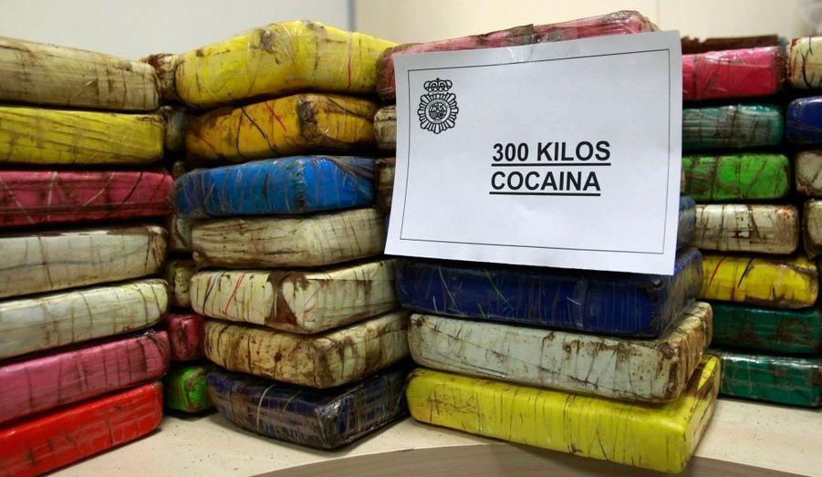 La police espagnole a démantelé le plus gros laboratoire de drogue jamais vu en Europe. Plus de 300 kilos de cocaïne y ont été retrouvés.
