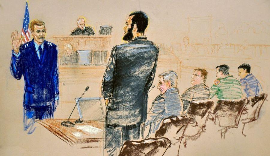 Emprisonné pendant huit ans à la prison de Guantanamo (Cuba), le Canadien Omar Khadr a plaidé coupable des accusations de meurtre, tentative de meurtre, complot, soutient matériel au terrorisme et espionnage