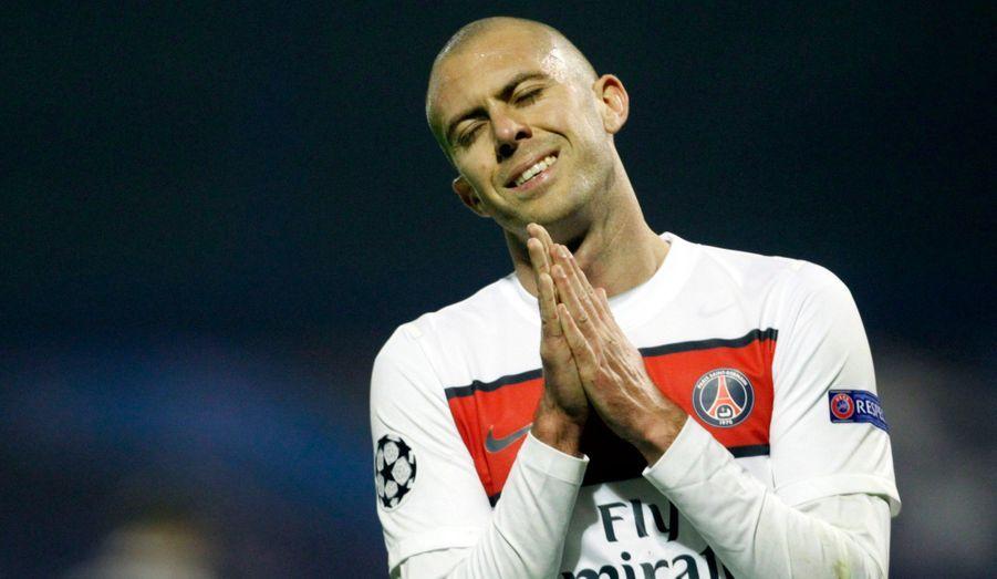 Jérémy Menez a vu sa prière exaucée: le PSG s'est imposé 2-0 sur le terrain du Dinamo Zagreb, mercredi soir, pour le compte de la Ligue des Champions.