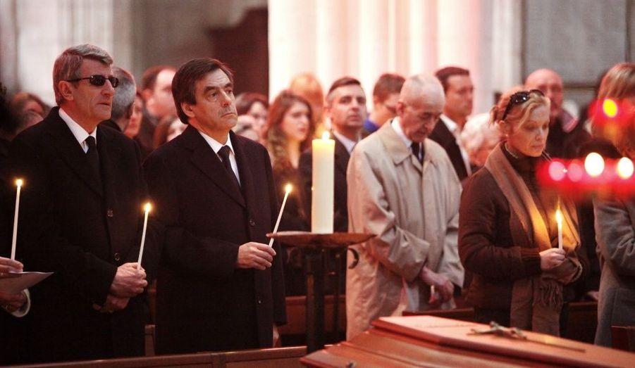 Un hommage religieux a été rendu ce jeudi en la cathédrale de Luçon en la présence du Premier ministre, François Fillon.