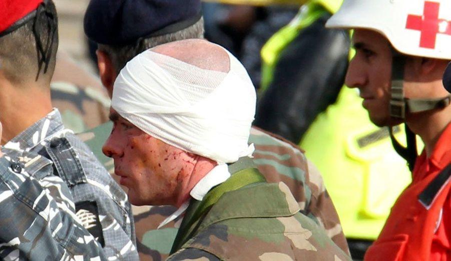 Sept mois après une attaque qui avait déjà fait six blessés français dans le Sud du Liban, une nouvelle explosion, non revendiquée, a blessé au moins cinq Casques bleus vendredi matin à Tyr.