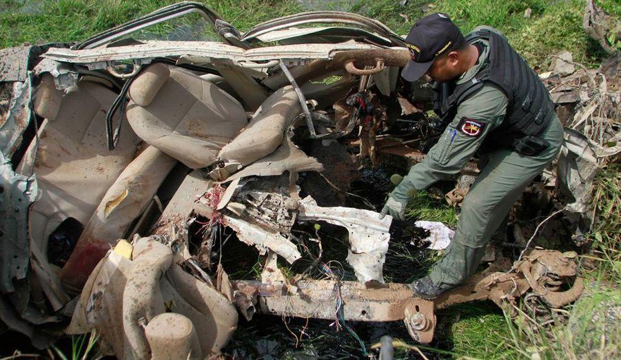 Une attaque contre un véhicule de l'armée a fait deux morts, mardi, dans la province de Pattani, au sud de la Thaïlande. La police suspecte des militants islamistes, de plus en plus actifs dans la région.