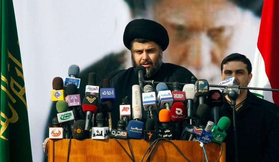 Samedi, l'imam chiite irakien Moktada Sadr, a appelé samedi ses partisans à résister à l'occupation américaine en Irak par la voie pacifique.