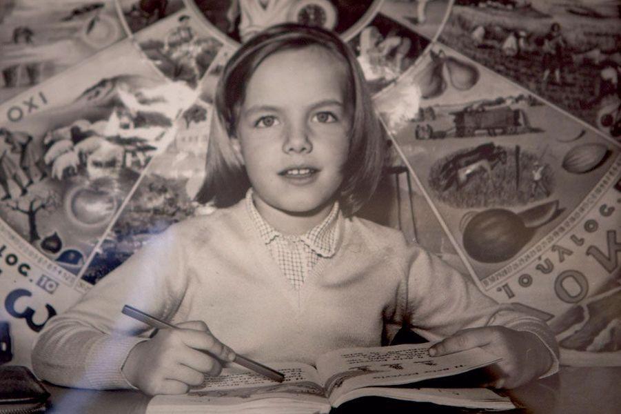 Danaé, dans les années 60.