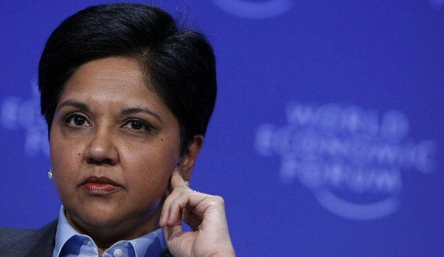A la tête de PepsiCo, l'Américaine d'origine indienne Indra Nooyi, 56 ans, supervise près de 300 000 employés.