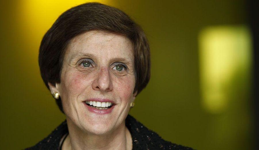 Irene Rosenfeld, 59 ans, dirige depuis 2006 Kraft Foods, géant américain de l'agroalimentaire.
