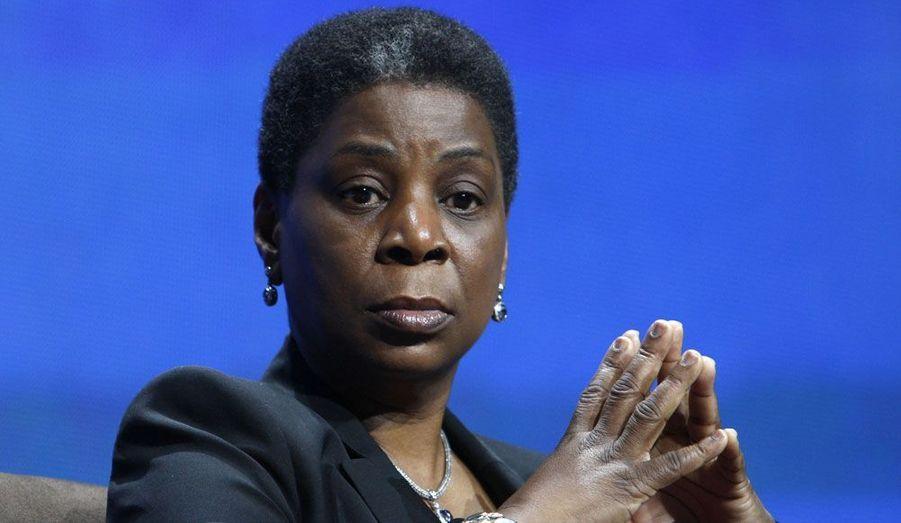 Ursula Burns, 53 ans, a été la première femme noire américaine a accéder à la tête d'une compagnie figurant dans la liste des 500 firmes les plus importantes du magazine «Fortune», Xerox.