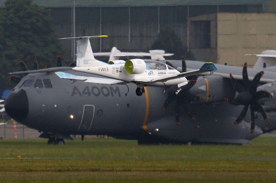 L'Airbus E-Fan 1