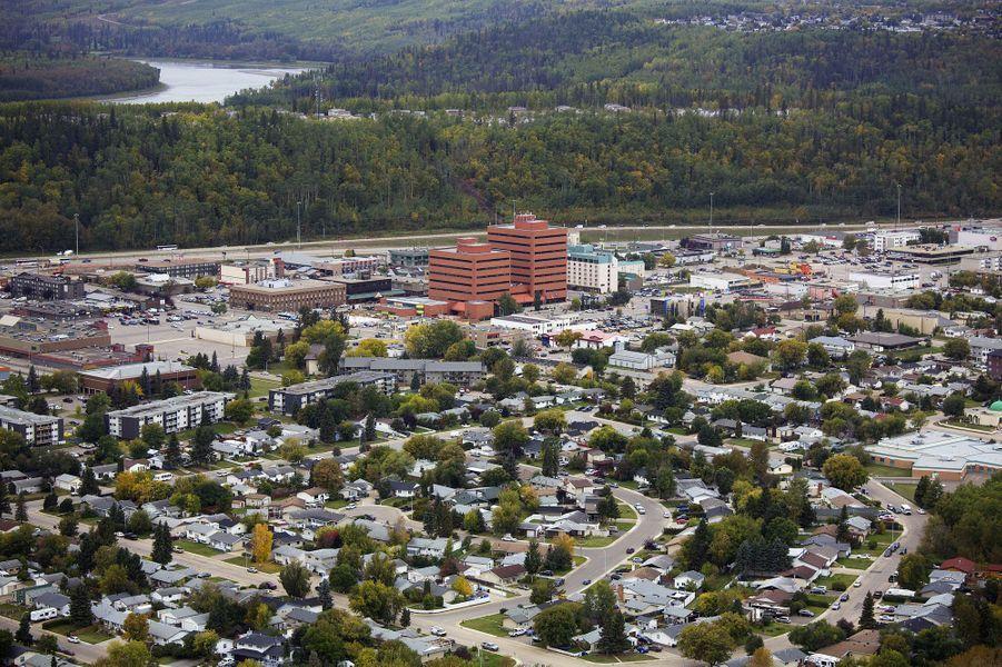 La ville de Fort McMurray