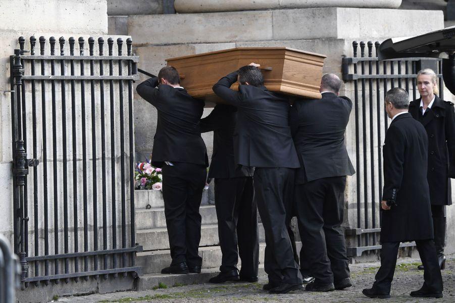 Cérémonie d'obsèques de François Chérèque, jeudi