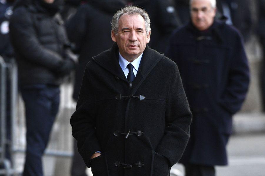 François Bayrou, maire de Pau