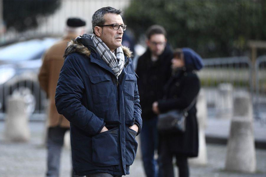 L'eurodéputé et ex-syndicaliste à Florange, Edouard Martin