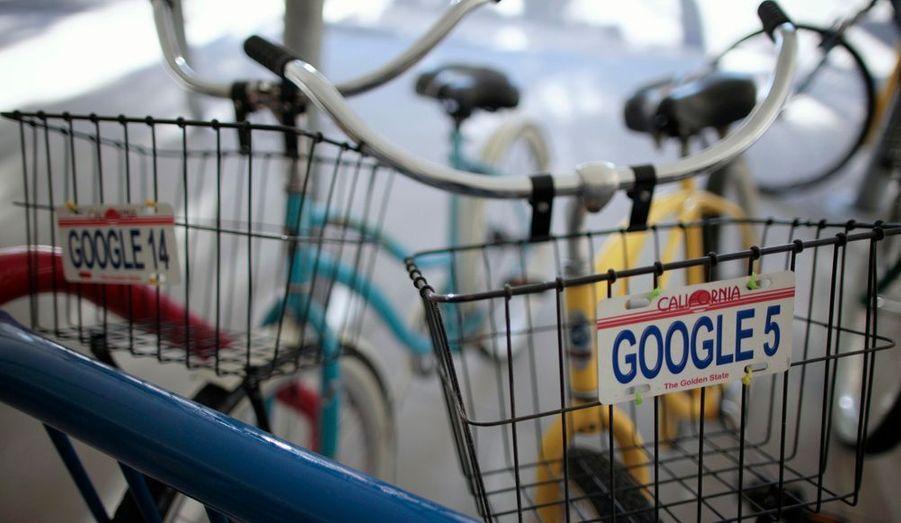 Bicyclette à disposition
