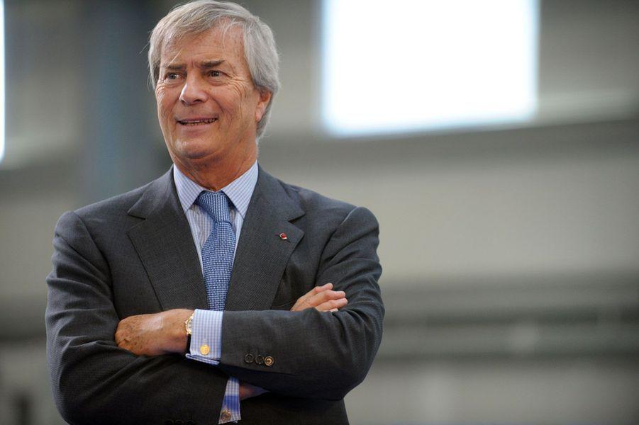 Président du conseil de surveillance du groupe Vivendi.