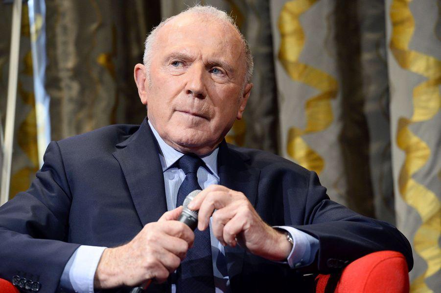 Ancien président du groupeKering (anciennement Pinault-Printemps-Redoute), aujourd'hui dirigé par son filsFrançois-Henri Pinault.