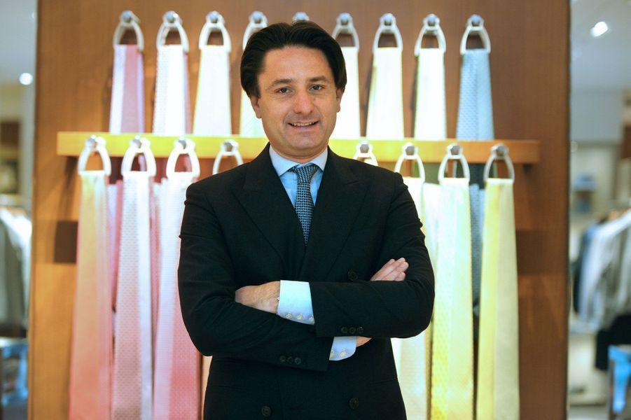4- Famille Hermès (iciAxel Dumas,gérant d'Hermès International) : 43 milliards d'euros