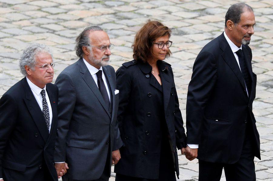7- Laurent, Olivier, Marie-Hélène et Thierry Dassault : 23 milliards d'euros