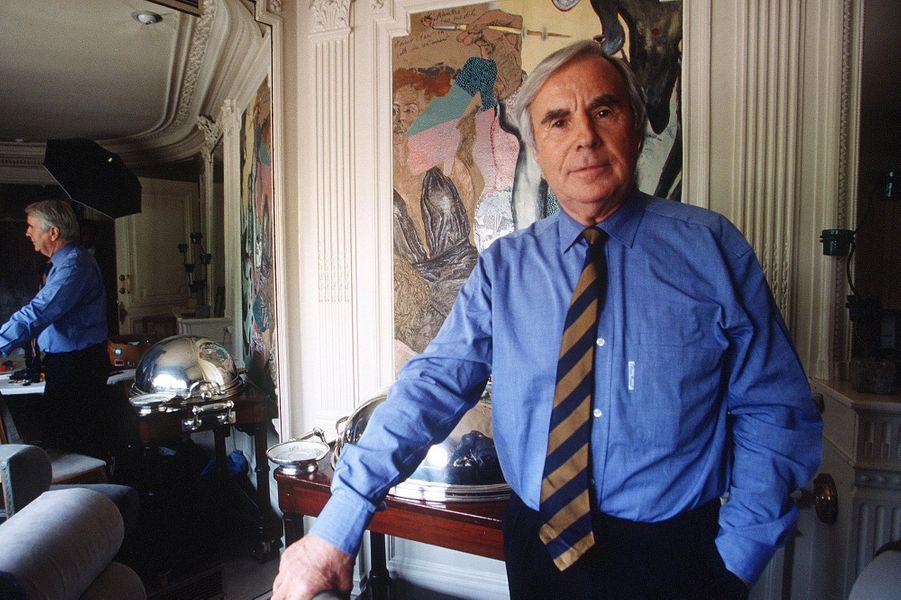 8- Pierre Castel (fondateur du Groupe Castel) et sa famille : 14 milliards d'euros