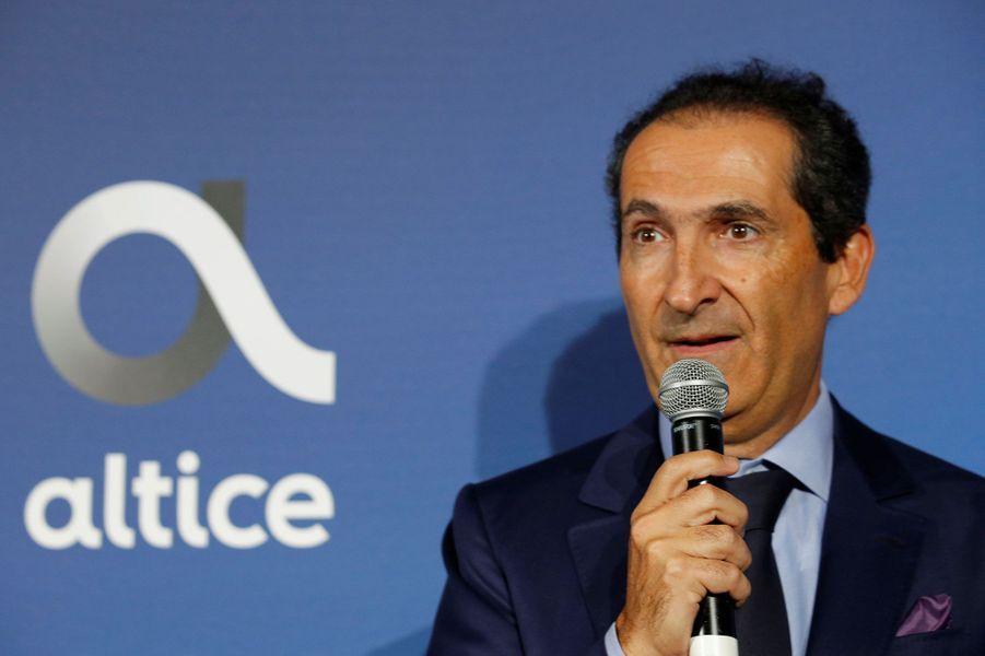 10- Patrick Drahi (président-fondateur d'Altice) : 9 milliards d'euros