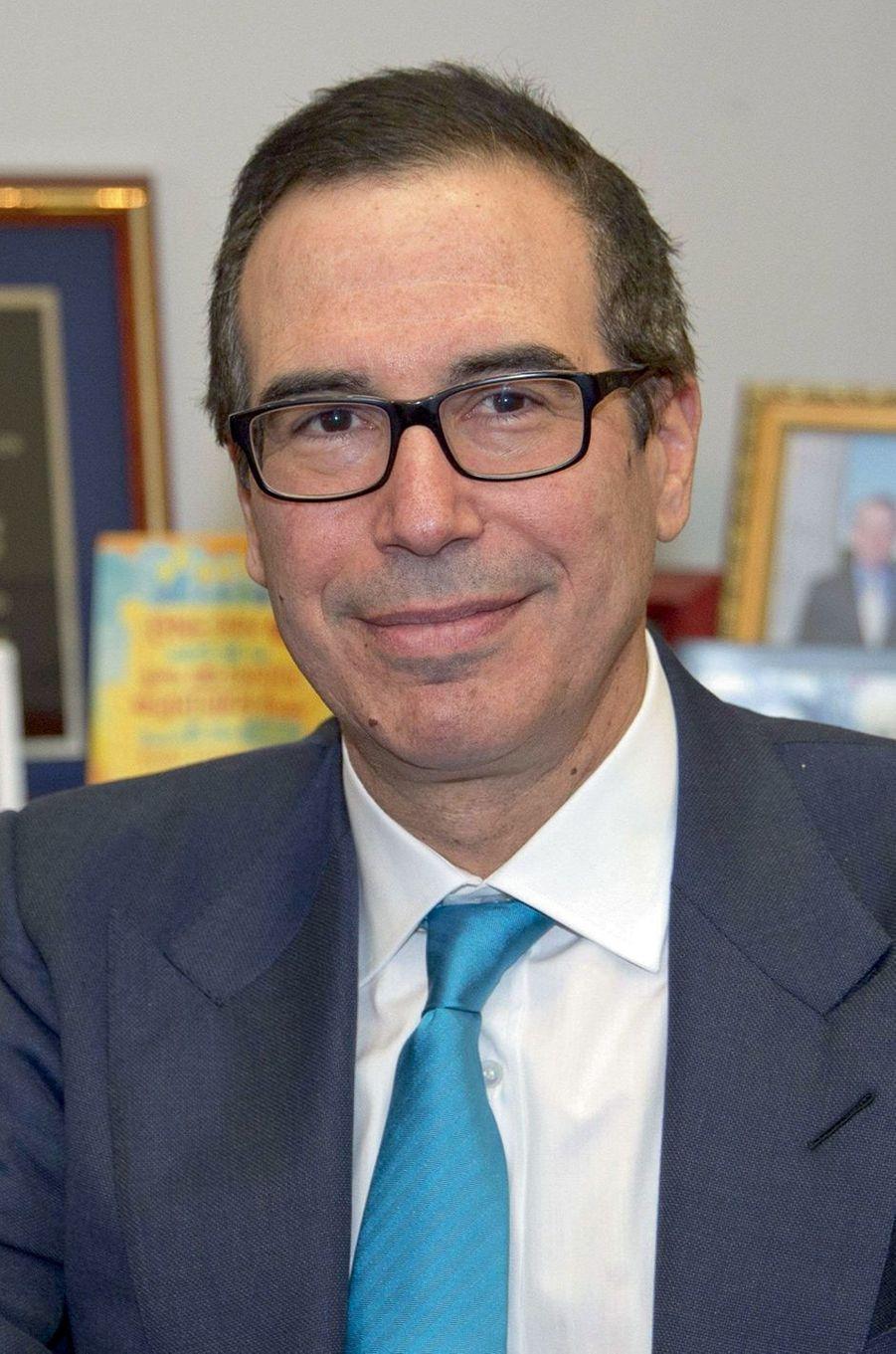 Steve MnuchinSecrétaire au Trésor, 54 ans, 300 millions (OneWest)