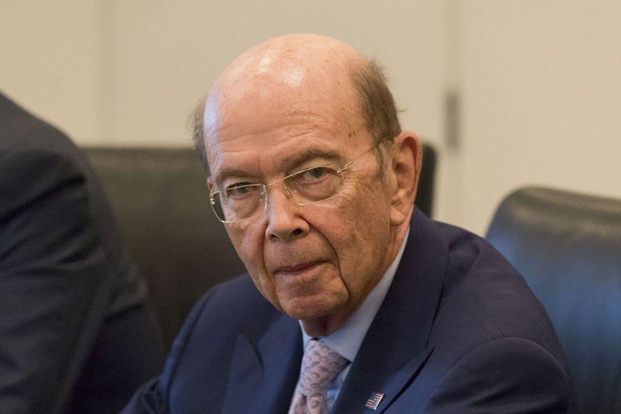 Wilbur Ross Secrétaire au Commerce, 79 ans, 2,5 milliards (WL Ross & Co.)