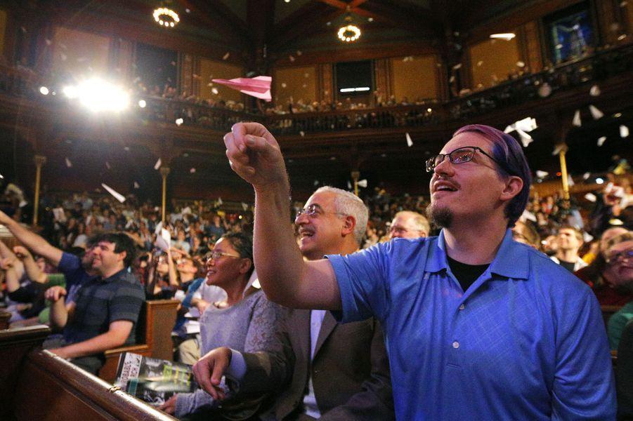 Les IG Nobel Prize ont été remis jeudi soir à Harvard