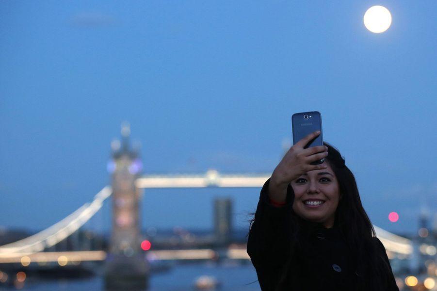 A Londres (Royaume-Uni)